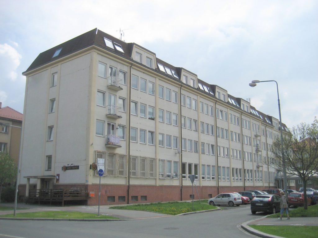 Kanceláře Rychtaříkova
