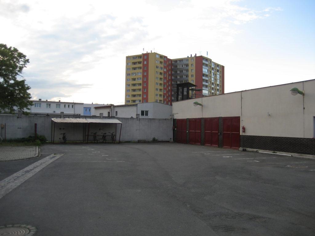 Kanceláře k pronájmu: Přerov, Šířava - exteriér 4