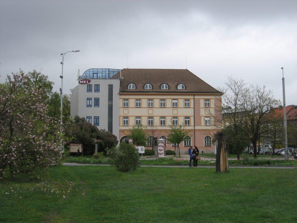 Kanceláře České Budějovice