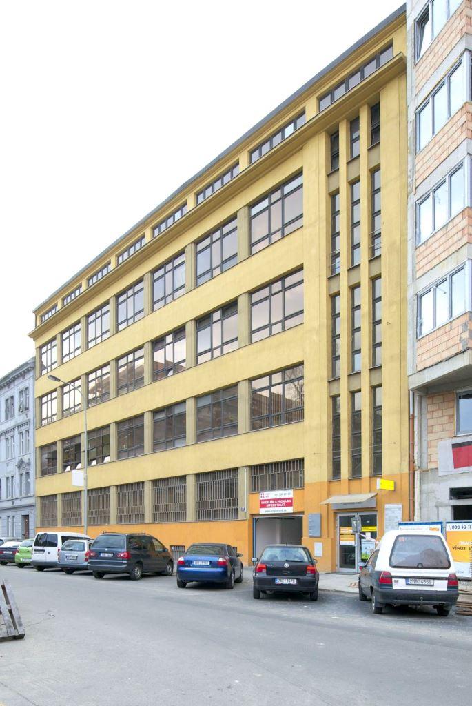 Česká lékařská komora koupila od Arcona Property Fund budovu pro své nové sídlo