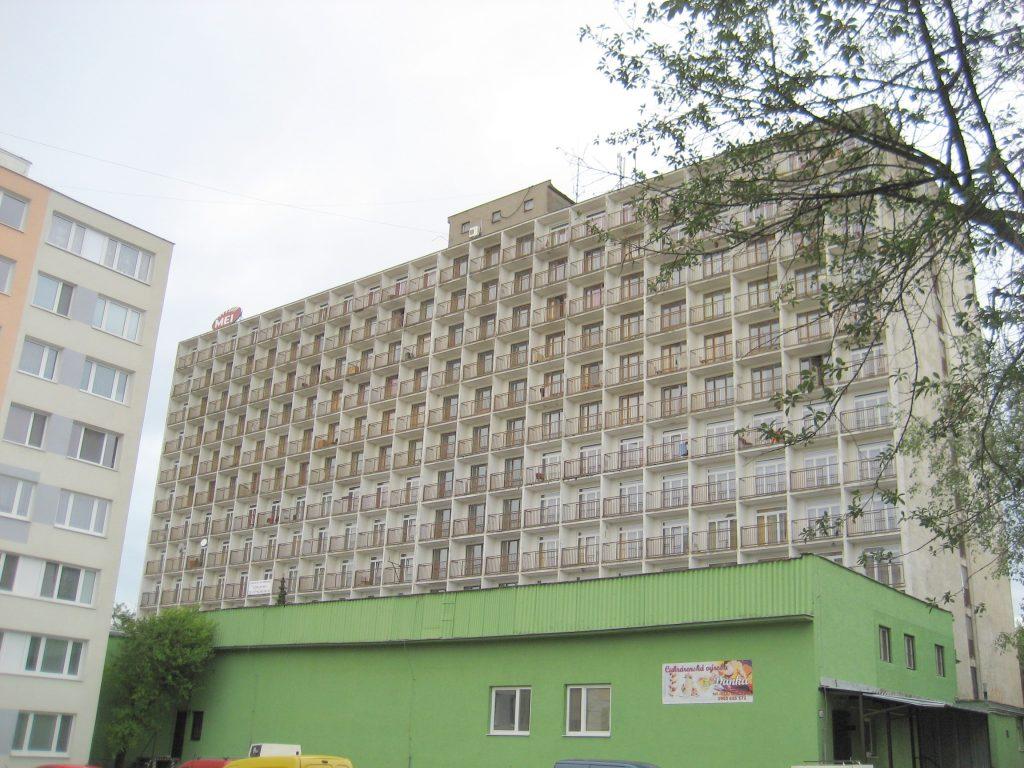 Kanceláře k pronájmu - Kysucká 16 Košice, exteriér 3